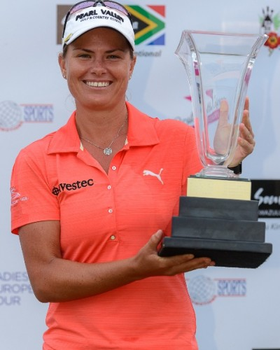 Women sport news - Lee-Anne Pace wins Cell C South African Women's Open
