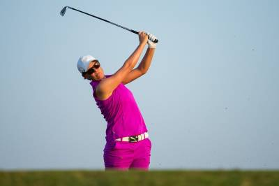 Women sport news - Lee-Anne sets the pace in Fatima Bint Mubarak Ladies Open