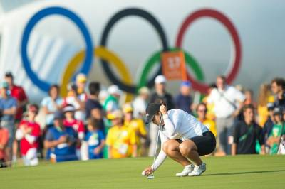 Women sport news - Life is just ace for Ko as Park Leads Race for Olympic Title