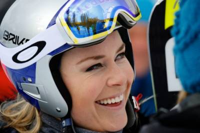 Women sport news - Lindsey Vonn Wins Women's World Cup Downhill