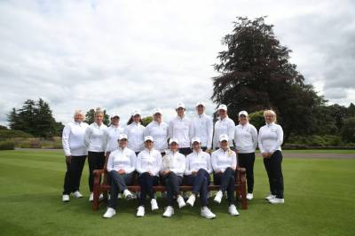Women sport news - LINE UP COMPLETE FOR EUROPEAN SOLHEIM CUP TEAM