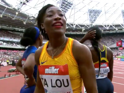 Women sport news - London Anniversary Games Day 2