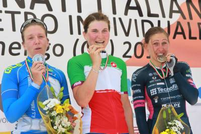 Women sport news - Longo Borghini And Johansson Take Italian And Swedish Time Trial Championships