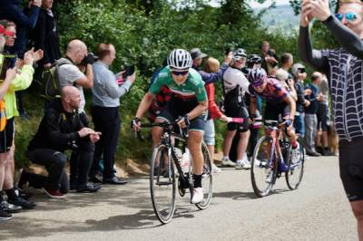 "Women sport news - Longo Borghini Leads Wiggle High5 To The Giro Rosa ""Without Pressure Or Stress"""