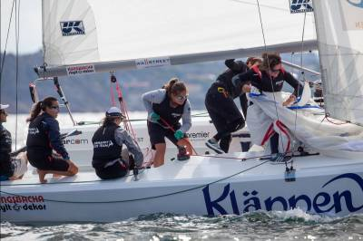 Women sport news - Looking forward to tough battles during the World Championship in Lysekil
