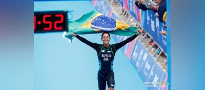 Women sport news - Luisa Baptista earns the gold medal for Brazil in the 2019 Pan American Games