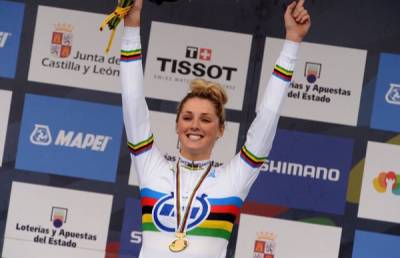 Women sport news - Macey Stewart Returns To Professional Cycling With Wiggle High5