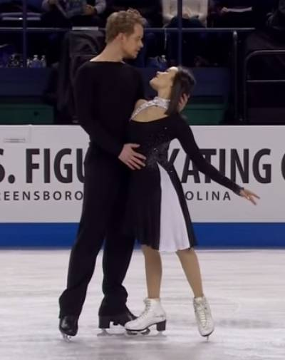 Women sport news - Madison Chock/Evan Bates (USA) took the lead in the Short Dance in China