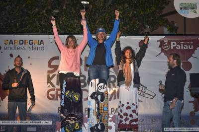 Women sport news - Magaji claims Porto Pollo Big Air title, while Rosa wins the Freestyle competition