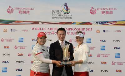 Women sport news - Major Upgrades for Mission Hills' World Ladies Championship