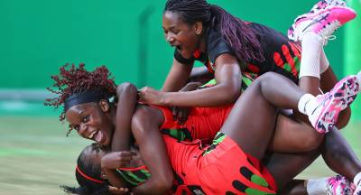 Women sport news - Malawi conquer New Zealand in Netball