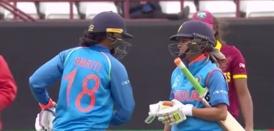 Women sport news - Mandhana ton scripts easy Indian win