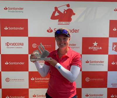 Women sport news - MANON DE ROEY WINS IN VALENCIA