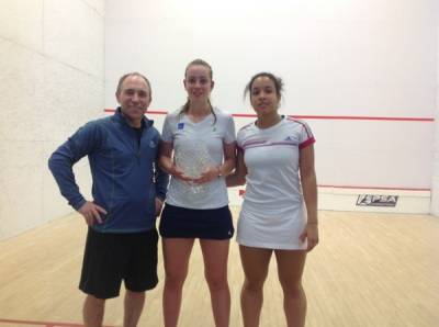 Women sport news - Marie Earns Maiden WSA Title In Montreal