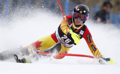 Women sport news - Marie-Michele Gagnon finishes 8th in Aspen, Colorado World Cup Giant Slalom