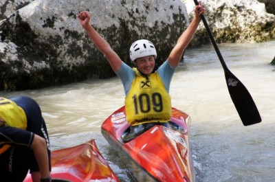 Women sport news - Martina Satkova wins the  2013 ICF Wildwater Canoeing Juniors World Championships