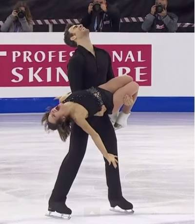 Women sport news - Meagan Duhamel/Eric Radford (CAN) crowned World Champions in Shangai