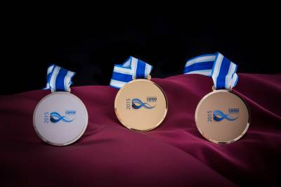 Women sport news - MEDALS REVEALED IN COUNTDOWN TO THE 2015 ICF CANOE SLALOM WORLD CHAMPIONSHIPS