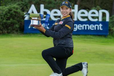 Women sport news - Mi Hyang Lee wins Aberdeen Asset Management Ladies Scottish Open