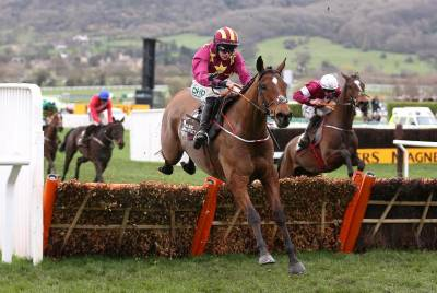 Women sport news - Minella Indo takes Albert Bartlett Novices' Hurdle for Rachael Blackmore