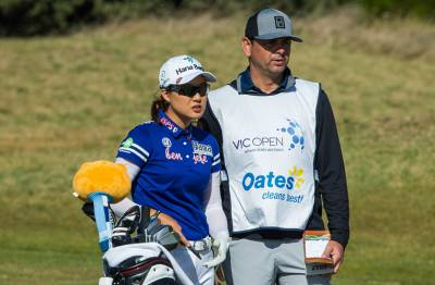 Women sport news - Minjee Lee takes halfway lead at Oates Vic Open