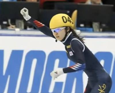 Women sport news - Minjeong Choi (KOR) wins the first 1000 m of the weekend in Montreal