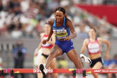 Women sport news - Muhammad's world record in Doha cements her status as all-time great