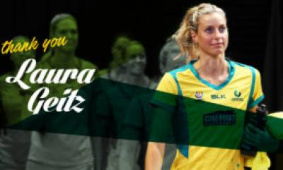 Women sport news - Netball champion Laura Geitz calls a day to international competition