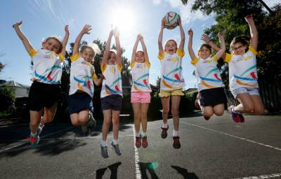 Women sport news - Netball most popular team sport for girls