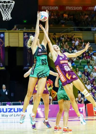 Women sport news - Netball News from around the Globe by Rona Hunnisett