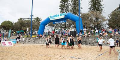 Women sport news - NetFest returns to the Sunshine Coast