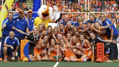 Women sport news - Netherlands crowned World Cup Champions 2014