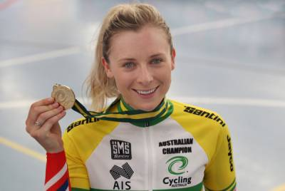 Women sport news - Nettie Edmondson Adds Two More Titles At Australian National Track Championships