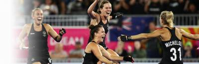 Women sport news - New Zealand and Australia book place for hockey final