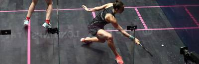 Women sport news - New Zealand's comeback queen Joelle King wins Squash gold