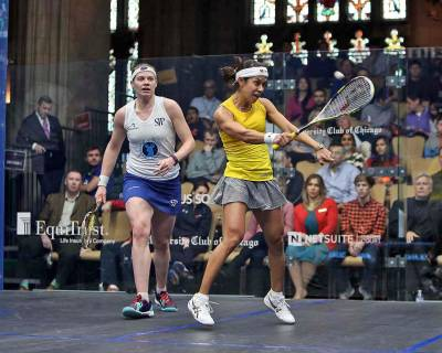 Women sport news - Nicol David Excited To Compete in 2016 Allam British Open