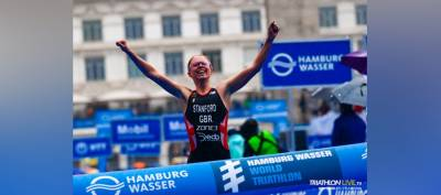 Women sport news - Non Stanford makes a statement in the road to Tokyo by claiming the victory in WTS Hamburg