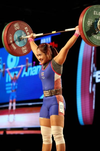 Women sport news - Olympic Champion TANASAN won in the 53kg