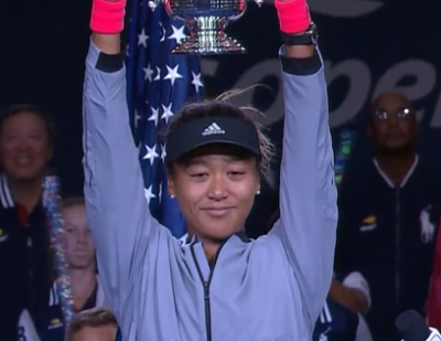 Women sport news - Osaka stuns Serena, captures first Grand Slam title at US Open