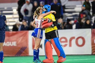 Women sport news - Owsley brace helps inspire GB to first FIH Pro League win