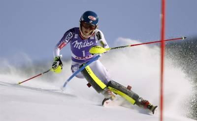 Women sport news - Pietilae-Holmner Wins Slalom To End 4-Year Drought