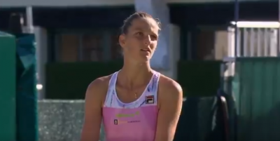 Women sport news - Pliskova powers through Czech battle in Eastbourne