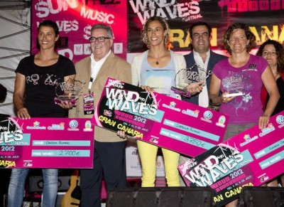 Women sport news - PWA Gran Canaria Wind & Waves Festival Finals