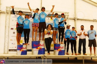 Women sport news - PWA Tenerife Windsurfing Tour