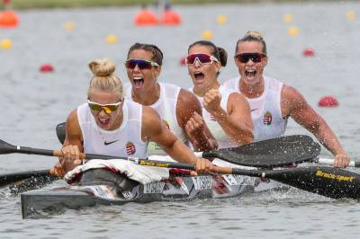 Women sport news - Record 2019 canoe season sets scene for thrilling 2020
