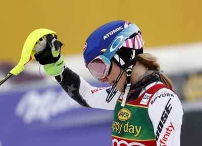 Women sport news - Redemption podium for Swenn Larsson as Shiffrin wins Maribor slalom