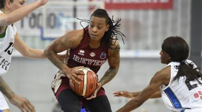 Women sport news - Reyer Venezia pass road test as five teams punch tickets for next round