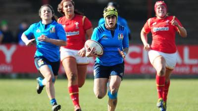 Women sport news - Rigoni double seals Italy Women triumph