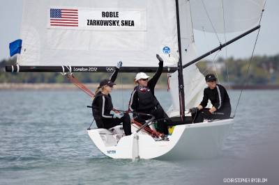 Women sport news - Roble successful on Sheboygan waters – wins the event and advances to the top of the WIM Series