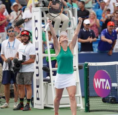 Women sport news - Rookwood Cup final for Simona Halep, Kiki Bertens